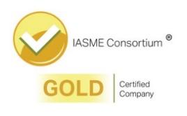 IASME Gold Logo